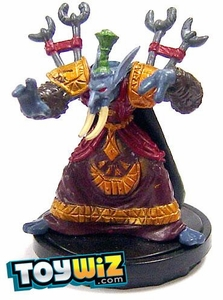 World of Warcraft Collectible Miniatures Game Core Set Single Figure Mojo Shaper Ojo'mon
