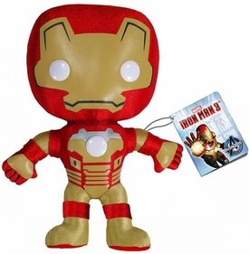 Funko Iron Man 3 Plush Figure Iron Man [Mark 42]