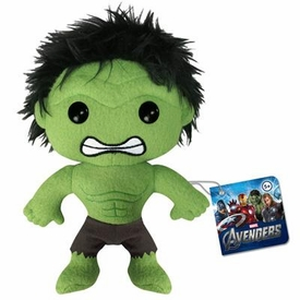 Funko Marvel Avengers Plush Figure The Hulk [Grey Pants]