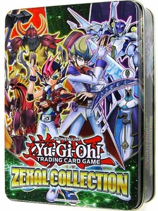 YuGiOh 2013 Zexal Collection Tin [14 Foil Cards!]