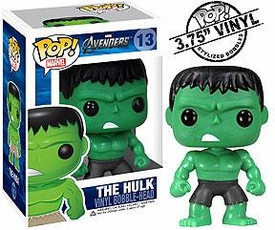 Funko POP! Marvel Avengers Vinyl Figure The Hulk
