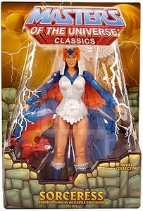 He-Man Masters of the Universe Classics Exclusive Action Figure Sorceress