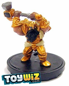 World of Warcraft Collectible Miniatures Game Core Set Single Figure Savin Lightguard