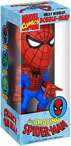 Funko Marvel Comics Wacky Wobbler Bobble Head Amazing Spider-Man