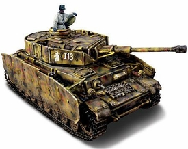 Forces of Valor 1:32 Scale Enthusiast Series Axis German Panzer IV Ausf. G [Kursk]