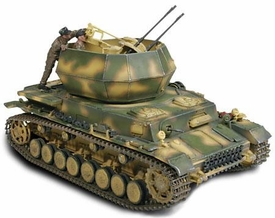 Forces of Valor 1:32 Scale Enthusiast Series Axis German Flakpanzer IV Wirbelwind [Poland]