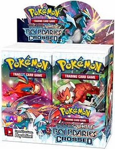 Pokemon Card Game Boundaries Crossed (BW7) Booster Box [36 Packs]