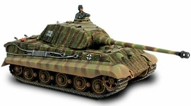 Forces of Valor 1:32 Scale Enthusiast Series Axis German King Tiger Tank [Porsche Turret]
