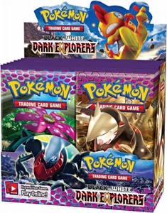 Pokemon Dark Explorers (BW5) Booster BOX [36 Packs]