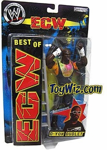 Best of ECW & WCW Wrestling Action Figure D-Von Dudley