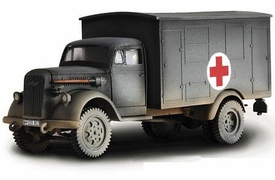 Forces of Valor 1:32 Scale Enthusiast Series Axis German 4x4 Ambulance [France]