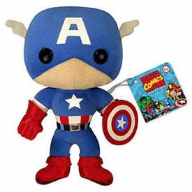 Funko Marvel Plush Figure Captain America