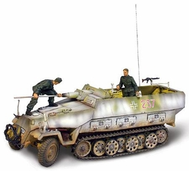 Forces of Valor 1:32 Scale Enthusiast Series Axis German Sd. Kfz. 251/9 Kanonenwagen [Hungary]
