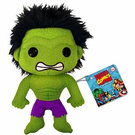 Funko Marvel Plush Figure Hulk [Purple Pants]