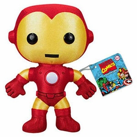 Funko Marvel Plush Figure Iron Man