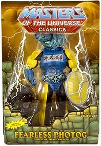 He-Man Masters of the Universe Classics Exclusive Action Figure Fearless Photog