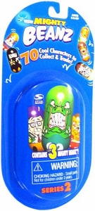 Mighty Beanz ORIGINAL Series 2 Booster Pack [3 Beanz]