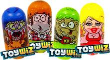 Mighty Beanz Lot of 4 RANDOM Single Beanz