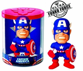 Funko Force Marvel Bobble Head Captain America