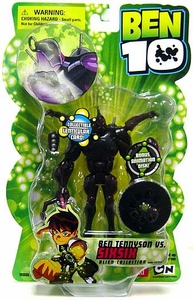 Ben 10 Alien Collection 4 Inch Series 1 Action Figure SixSix