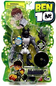 Ben 10 Alien Collection 4 Inch Series 1 Action Figure Benwolf