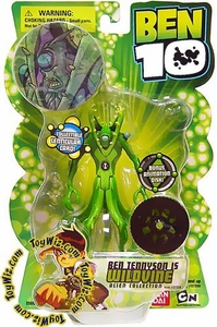 Ben 10 Alien Collection 4 Inch Series 1 Action Figure WildVine