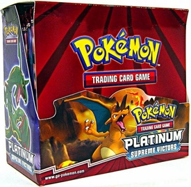 Pokemon Card Game Supreme Victors (PL3) Booster Box [36 Packs]