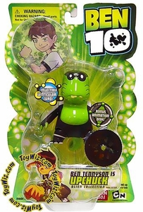 Ben 10 Alien Collection 4 Inch Series 1 Action Figure Upchuck