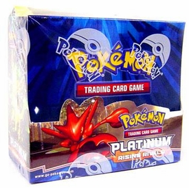 Pokemon Rising Rivals (PL2) Booster Box [36 Packs]