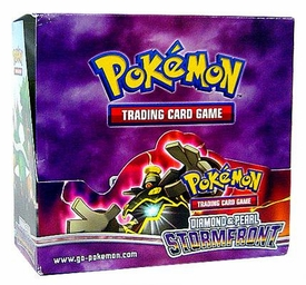 Pokemon Card Game Stormfront (DP7) Booster Box [36 Packs]