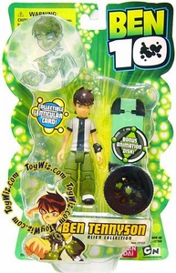 Ben 10 Alien Collection 4 Inch Series 1 Action Figure Ben Tennyson