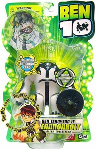 Ben 10 Alien Collection 4 Inch Series 1 Action Figure CannonBolt
