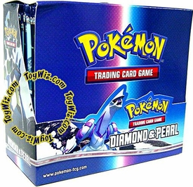 Pokemon Card Game Diamond & Pearl (DP1) Booster Box [36 Packs]
