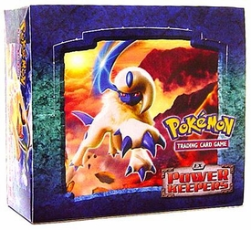 Pokemon EX Power Keepers Booster BOX [36 Packs]