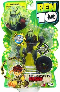 Ben 10 Alien Collection 4 Inch Series 1 Action Figure Vilgax