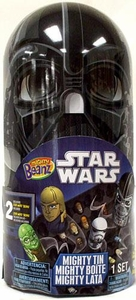 Mighty Beanz 2010 Star Wars Tin Set Carry Case [Includes 2 Exclusive Beanz!] BLOWOUT SALE!