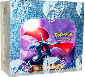Pokemon Card Game EX Dragon Frontiers Booster Box [36 Packs]
