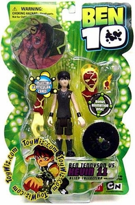 Ben 10 Alien Collection 4 Inch Series 1 Action Figure Kevin 11
