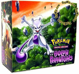 Pokemon Card Game EX Holon Phantoms Booster Box [36 Packs]
