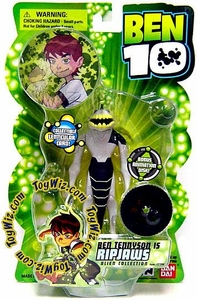 Ben 10 Alien Collection 4 Inch Series 1 Action Figure RipJaws
