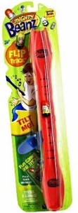 Mighty Beanz Series 1 RED Flip Trick Track Includes 1 Limited Edition Bean!
