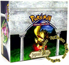 Pokemon Card Game EX Legend Maker Booster Box [36 Packs]