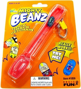 Mighty Beanz Accessory Trick Track Keychain BLOWOUT SALE!
