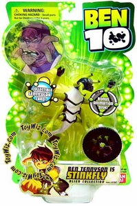 Ben 10 Alien Collection 4 Inch Series 1 Action Figure StinkFly