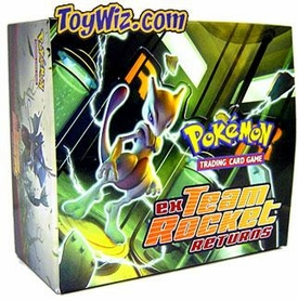 Pokemon Card Game EX Team Rocket Returns Booster Box [36 Packs]