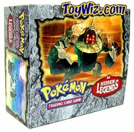 Pokemon Card Game EX Hidden Legends Booster Box [36 Packs]