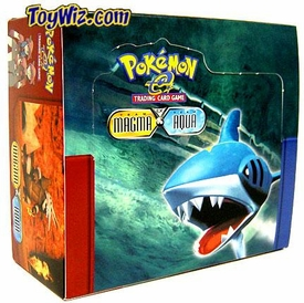 Pokemon Card Game EX Team Magma & Team Aqua Booster Box [36 Packs]