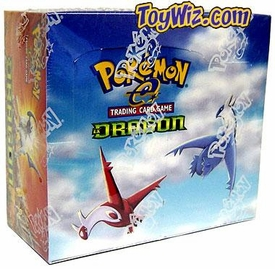Pokemon-e Card Game EX Dragons Booster Box [36 Packs]