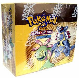 Pokemon Card Game EX Sandstorm Booster Box [36 Packs]