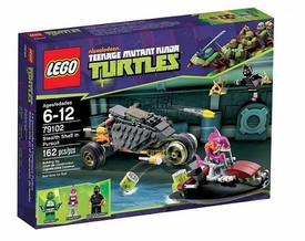 LEGO Teenage Mutant Ninja Turtles Set #79102 Stealth Shell in Pursuit